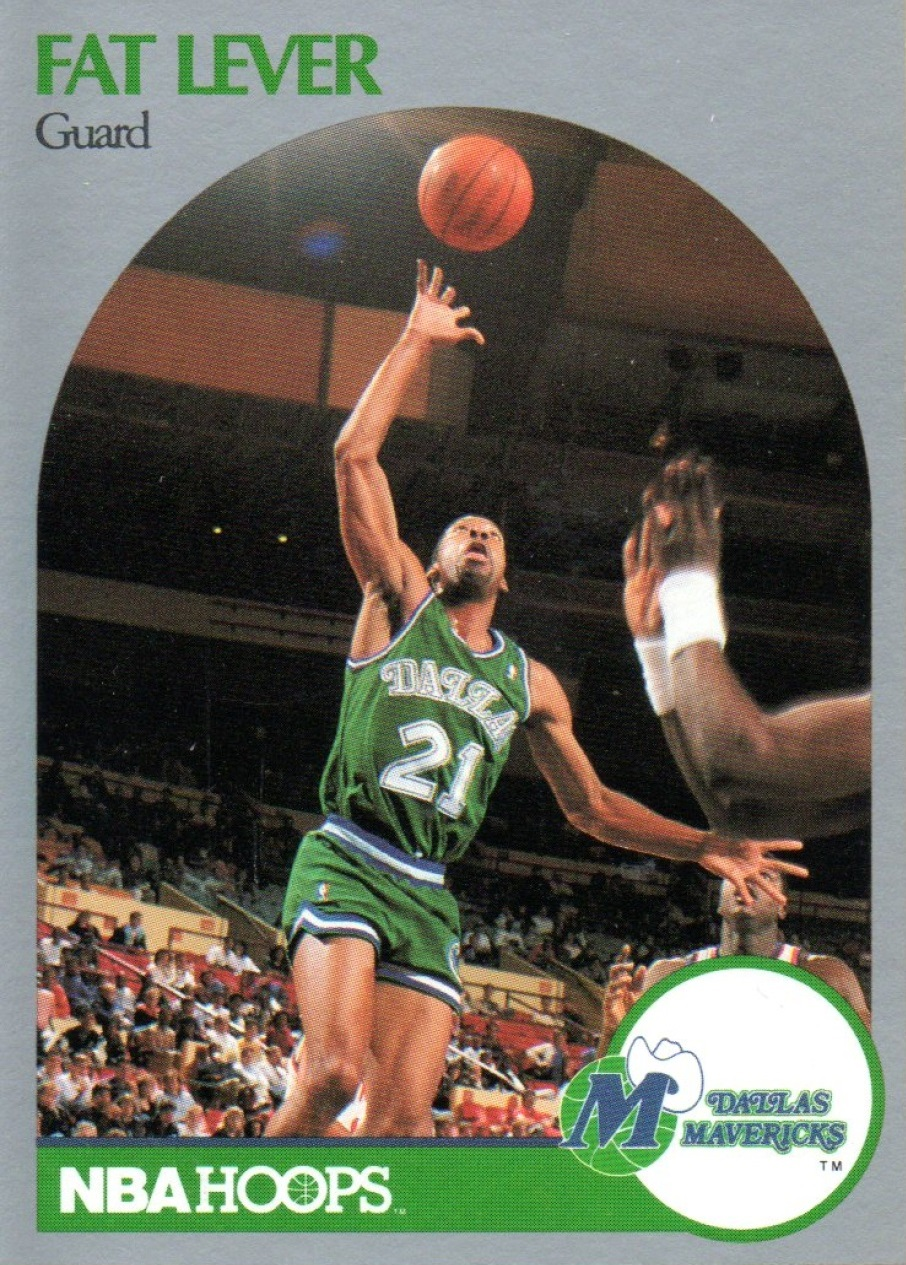 Fat Lever – Pro Hoops History
