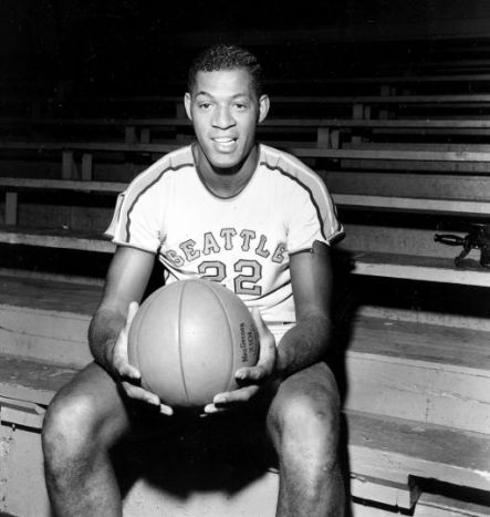 Elgin Baylor Seattle University (seattle post intelligencer)
