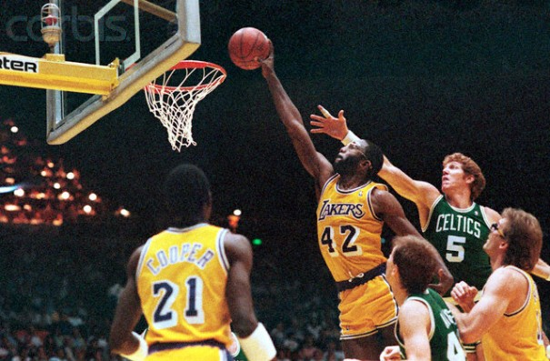 James Worthy (Corbis Images)