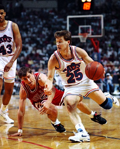 Mark Price cavs