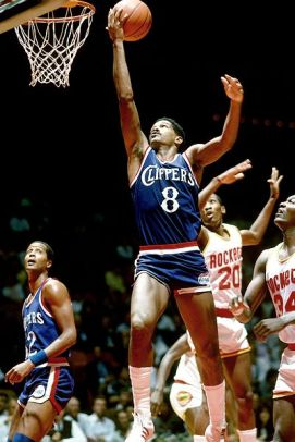 Marques Johnson clippers