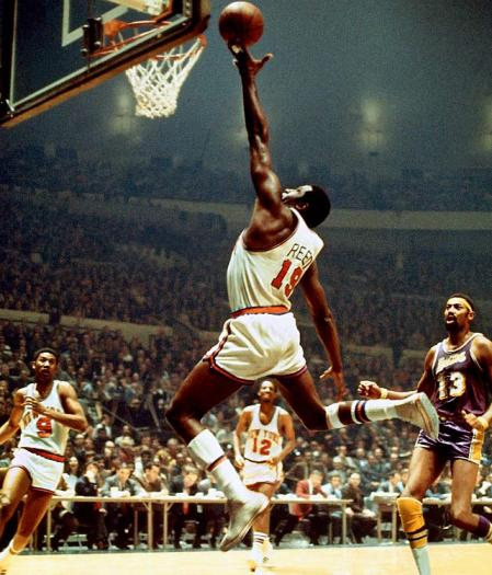 Willis Reed (Sports Illustrated)