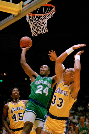 Mark Aguirre – Pro Hoops History