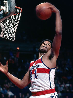 nba,bullets,wes unseld