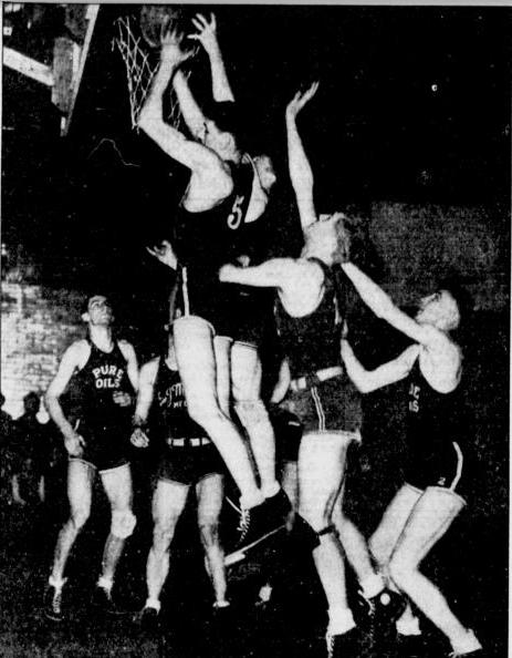 Ed Dancker Rebound