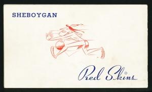 Sheboygan Redskins