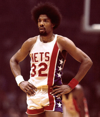 Julius Erving New York Nets