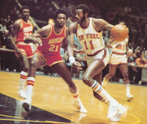 Bob McAdoo, not the savior the Knicks thought they were getting