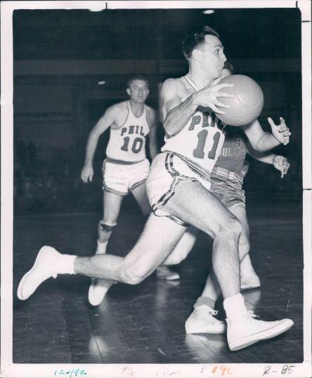 Paul Arizin 1951