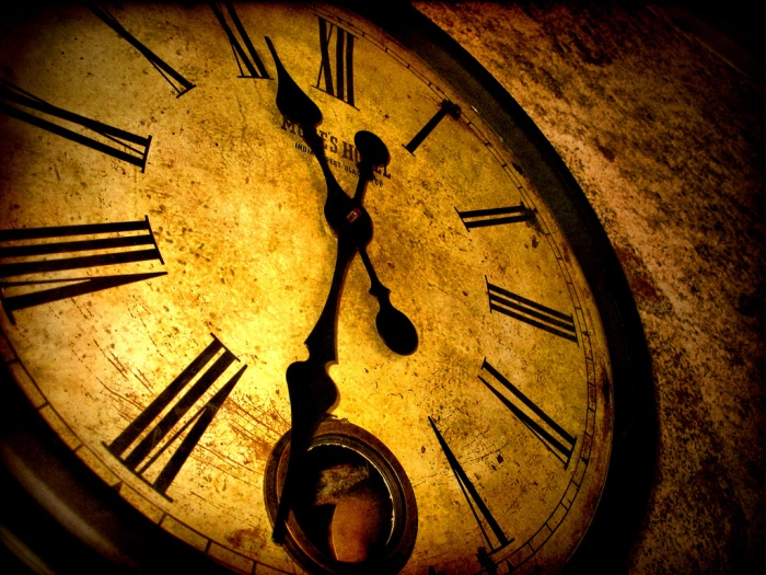 The Passage of Time (Tony Verdu Cabo - Flickr)