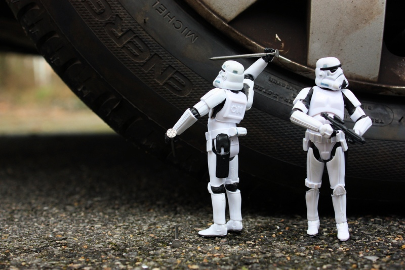 Sabotaging Storm Troopers