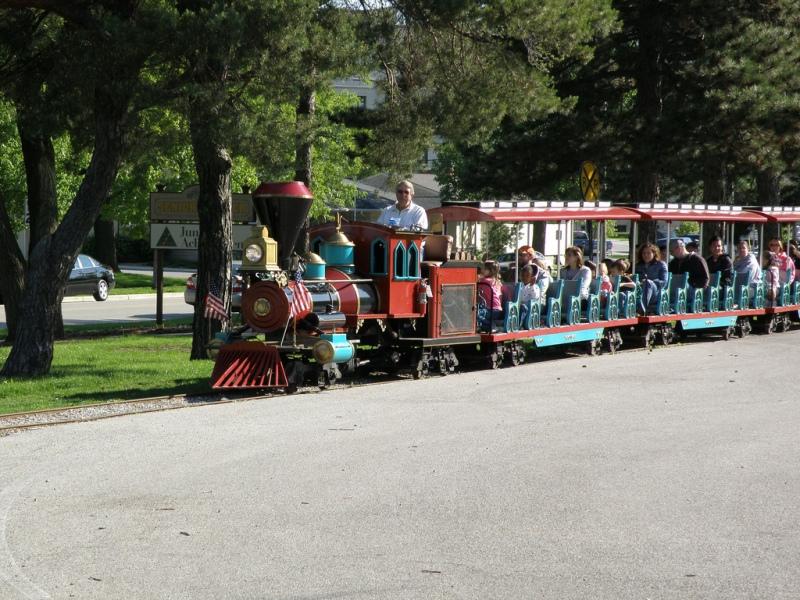 Train (Jim Hammer via Flickr)