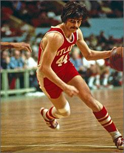 Pete Maravich Hawks