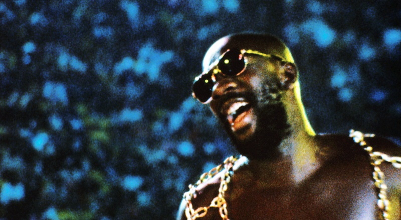 Isaac Hayes gold chains